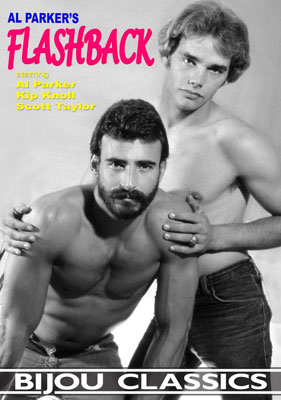 Al Parker's Flashback a vintage gay porn video
