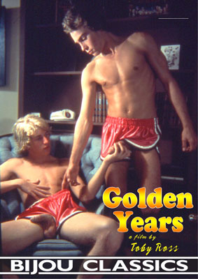 A Vintage Gay Porn Classic Video - Golden Years