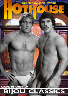 A Vintage Gay Porn Classic - Hot House