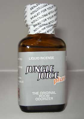 Jungle Juice Plus Poppers used for sex by gay men