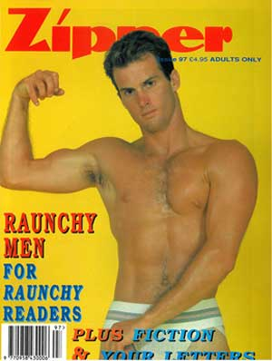 from Juelz zipper gay magazine