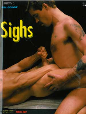 Sighs vintage gay sex  magazine, nude guys, gay sex, big cock, ass fucking