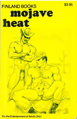 Mojave Heat gay sex jerk off book