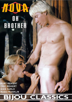 Oh Brother, Vintage gay pornClassic Film from Nova Studio