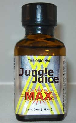 Jungle Juice Max Poppers used during sex by gay men