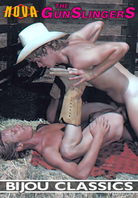 A Vintage Gay Porn Classic - The Gunslingers from Nova Studio's