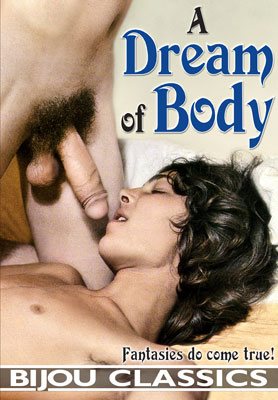 Vintage gay porn video A Dream of Body from Jaguar Films