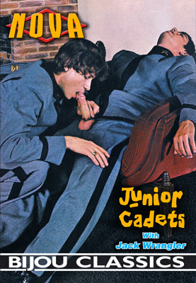 Junior Cadets, a vintage gay porn movie from Nova Studios