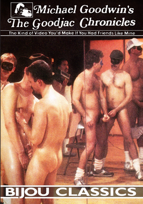 The Goodjac Chronicles, a vintage gay sex video by Michael Goodwin