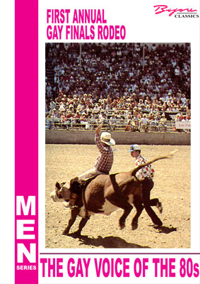 First Annual Gay Rodeo Finals of 1987 a vintage gay movie, documentary