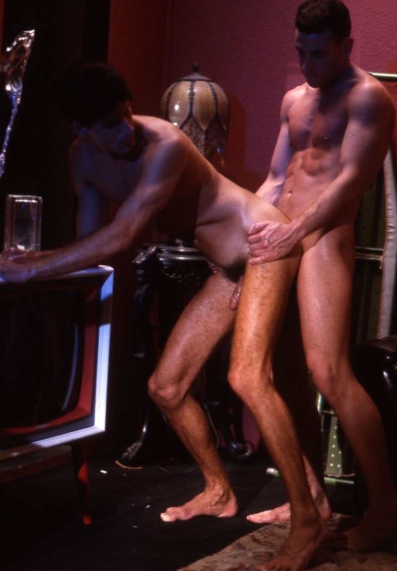 A Vintage Classic Gay Porn - Tough Guys Do Dance