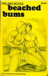 Beached Bums gay porn jerk off book, Finland Books from star Distributors