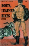 Boots Leather Bikes nasty jerk-off book