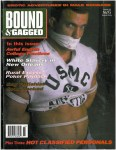 Bound & Gagged, May/June 1998 premier bondage fetish magazine