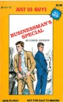 Businessman's Special gay jerk off book
