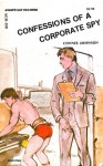 Confessions of a Corporate Spy gay jerk-off publication
