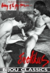 Vintage gay porn film, Erotikus, by Tom De Simone