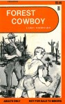 Forest Cowboy gay jerk off book