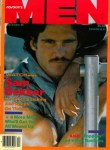 Advocate Men Dec 1988, vintage gay magazine, Sam Dekker