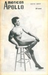 American Apollo, Fifth Issue, vintage gay physique magazine, hot men, muscles