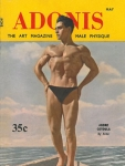 adonis, no. 5, male physique, muscles