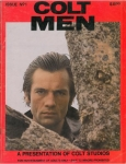 Colt Men no.1, 1975, vintage gay porn magazine, hot naked guys, Bruno