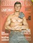 Drummer vol.1 no.11 1976, vintage gay leather magazine, Gay Sex from Drummer Publications