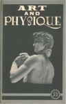 Art and Physique ser.2 1956, vintage gay physique magazine, Gay Sex from Marcus Sen Publication