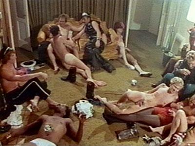 bisexuel orgy vint âge
