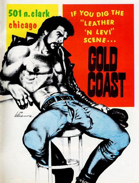 vintage Gold Coast ad