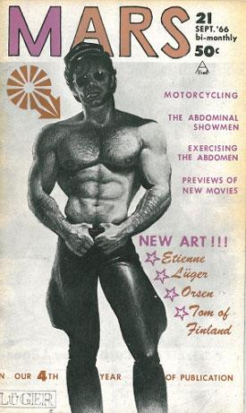 Mars magazine, September 1966