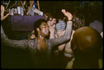 Gay disco in the 1970s