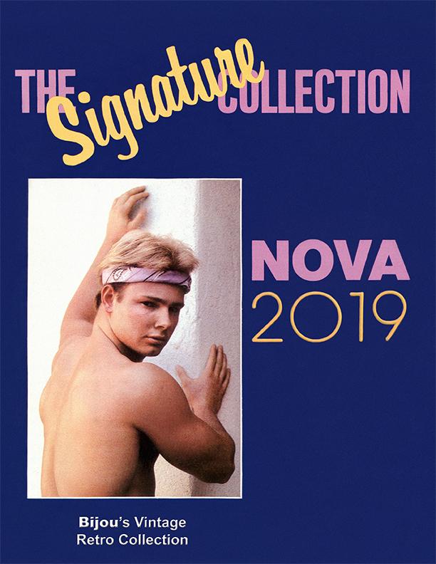 Vintage 2019 Nova Nude Calendar