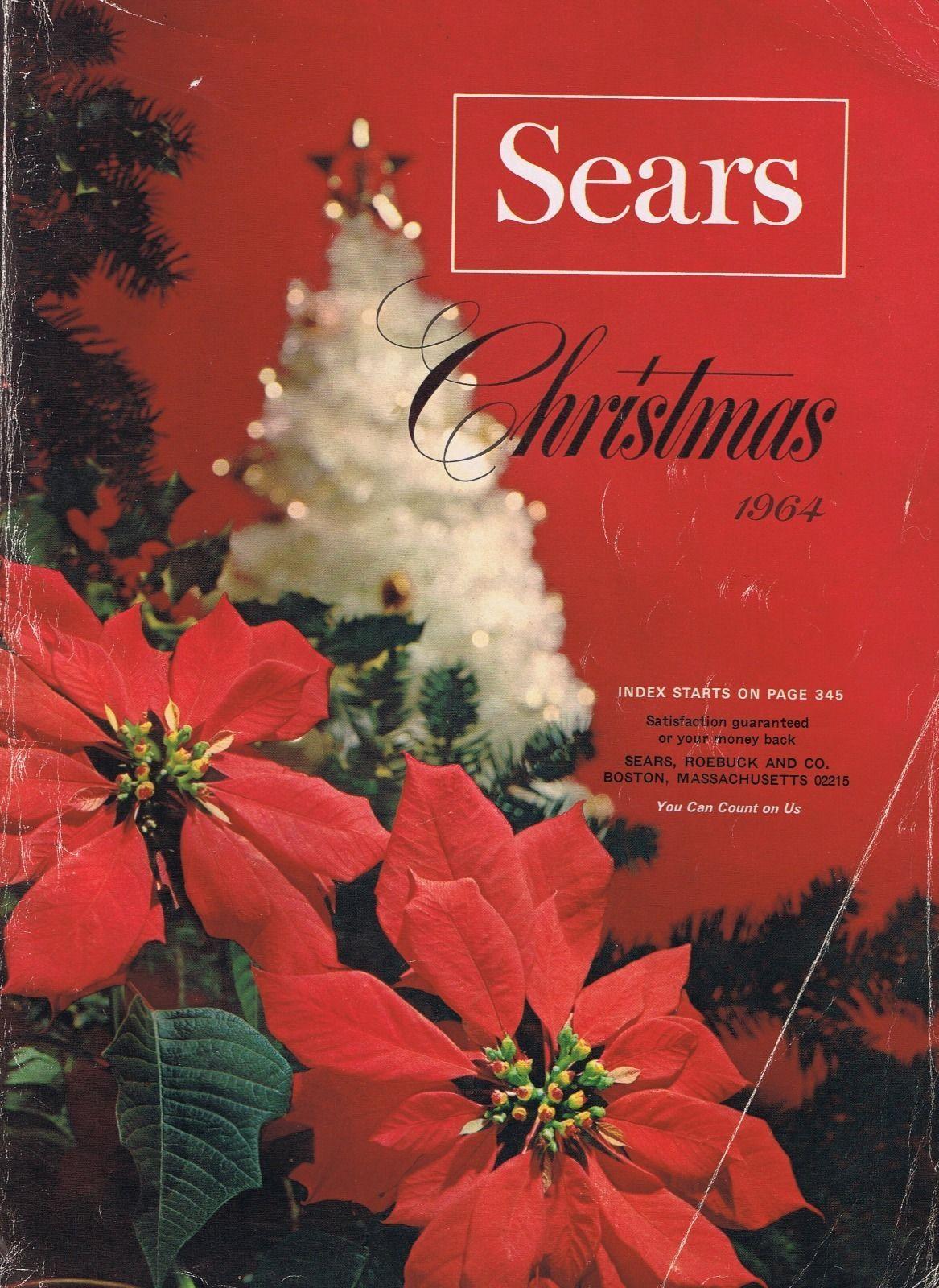 Sears Christmas Wishbook, 1964