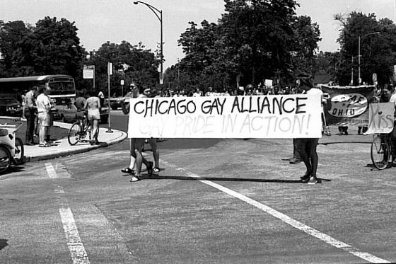 1971 Chicago Pride Parade