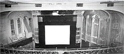 Adonis Theater interior