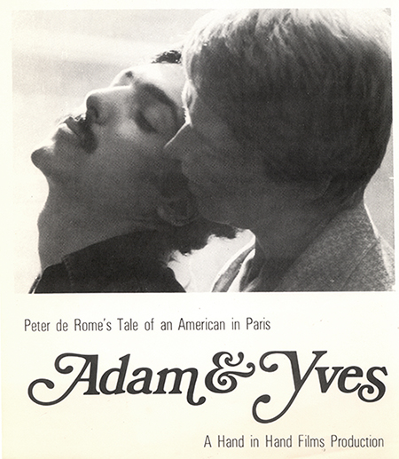 Adam and Yves poster