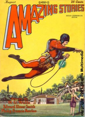 Issue of Amazing Stories