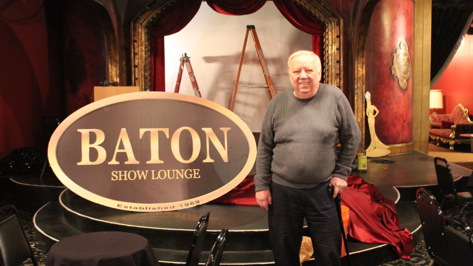 The Legendary Baton Lounge: Just a Few Steps Away