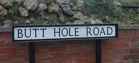 What's in a Street Name? Plenty!