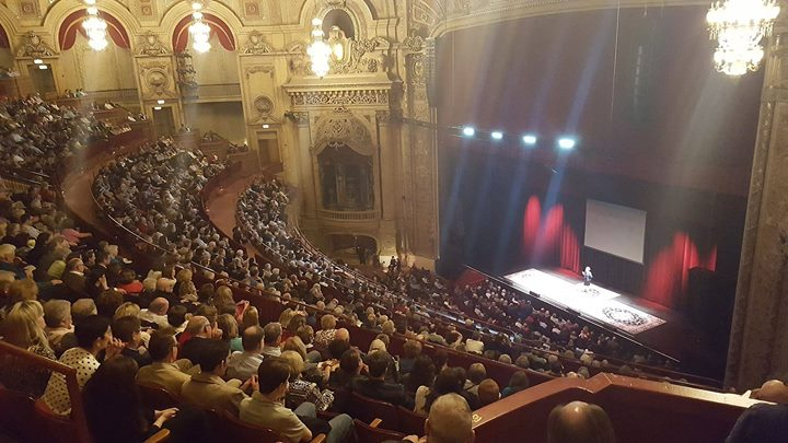 Carol Burnett live at the Chicago Theater