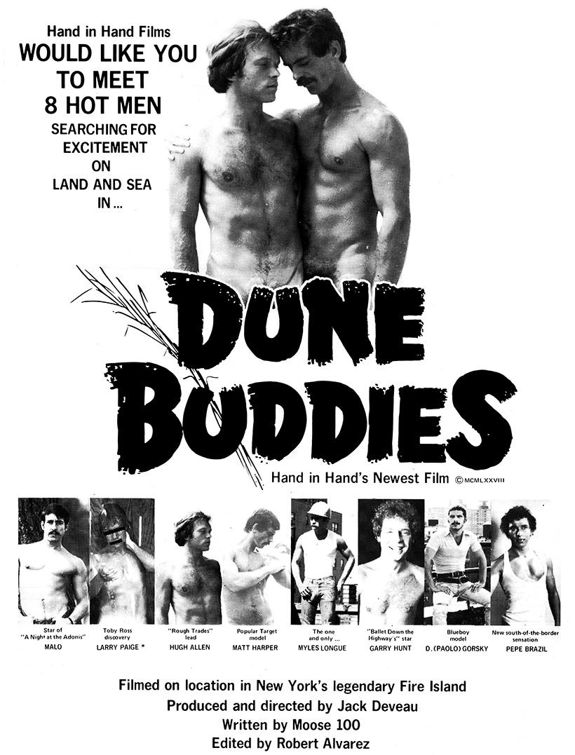 Dune Buddies poster