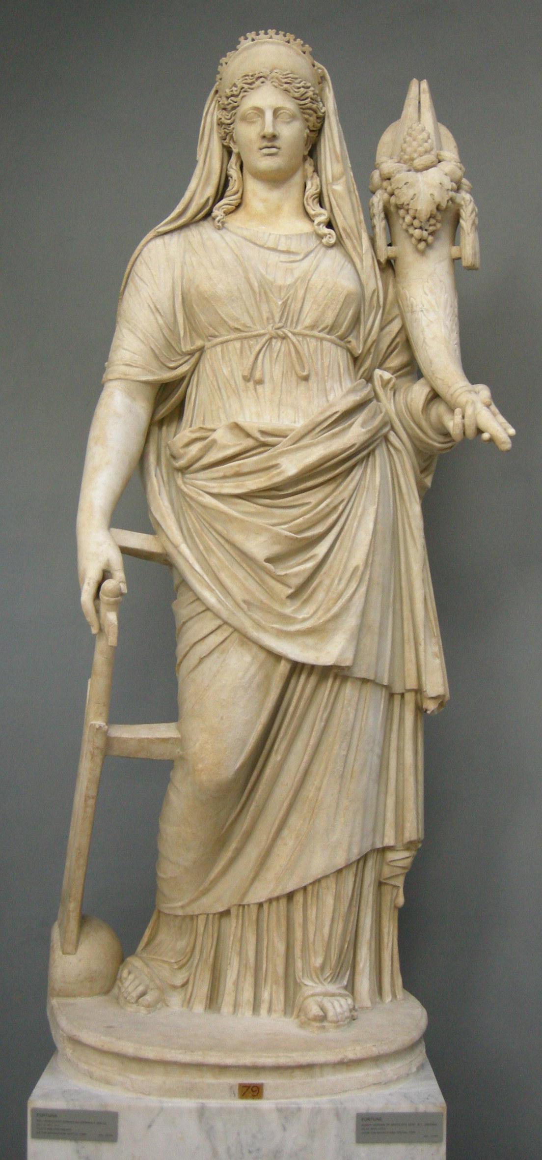 Statue of Fortuna