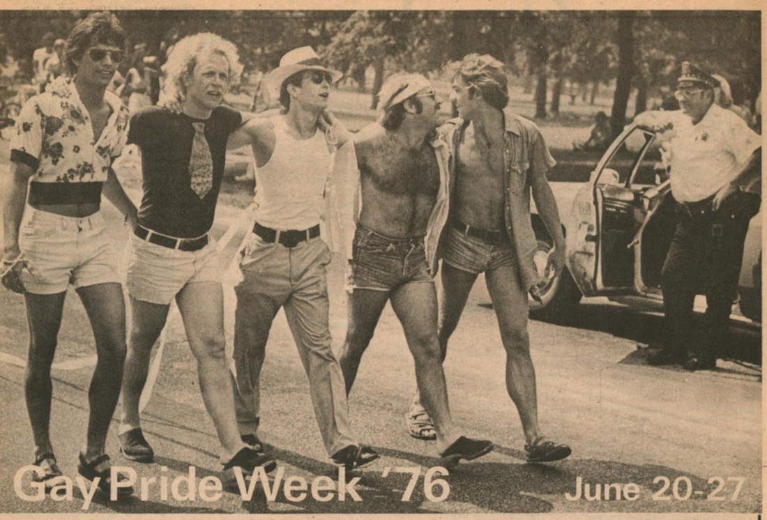 Early Chicago Pride Parades: A Reflection