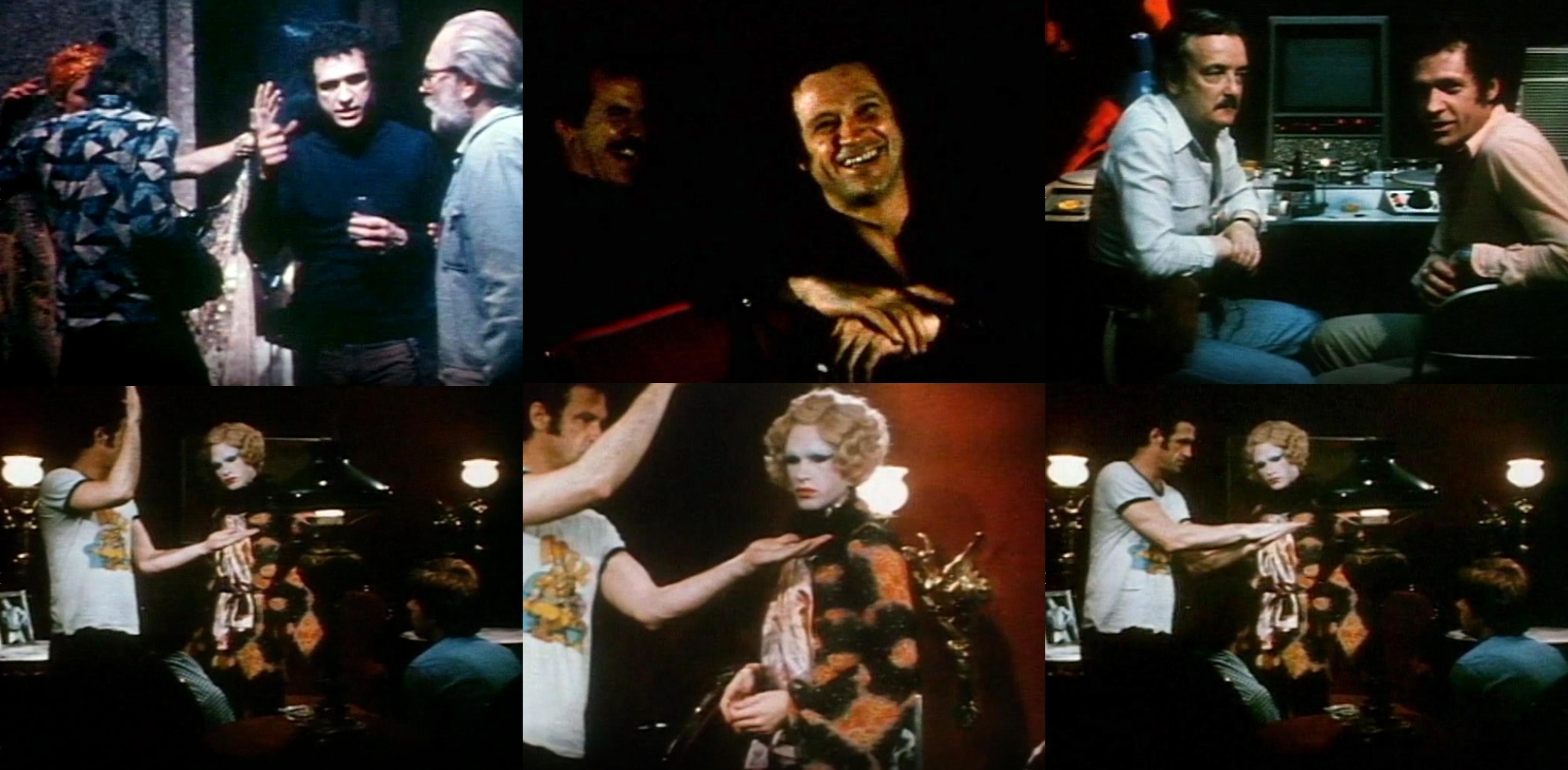 Jack with Jaap Penraat, Peter de Rome & Christopher Rage in Good Hot Stuff (1976)