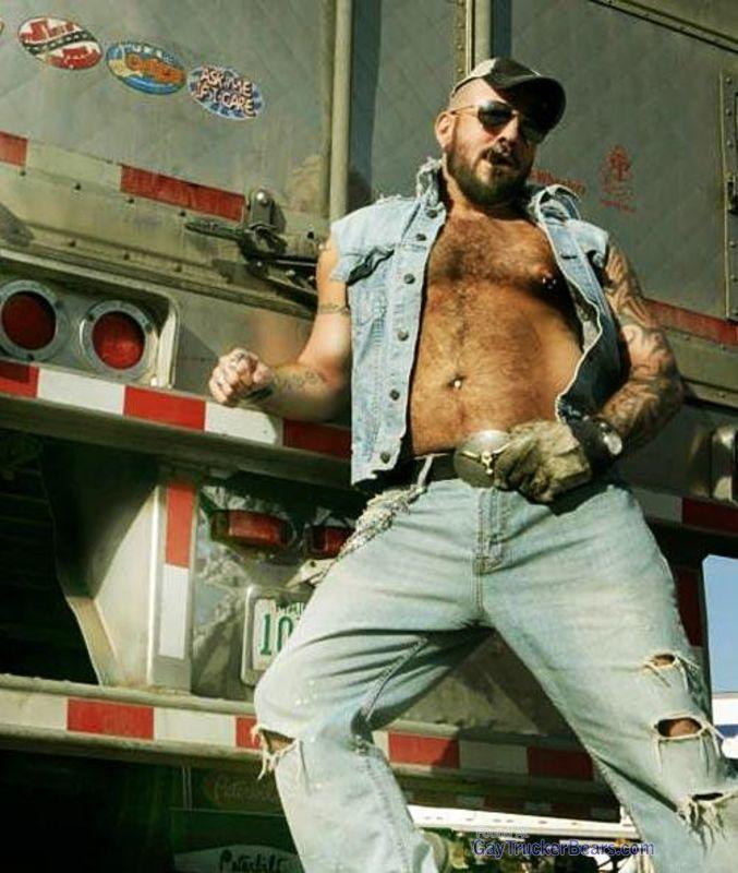 Hot trucker