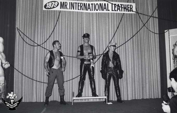 International Mr. Leather, 1979