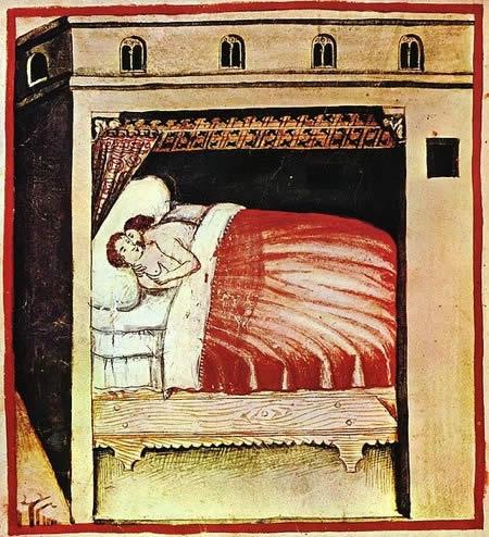 Medieval gay sex