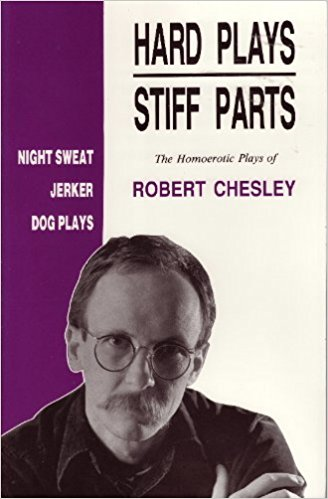 Robert Chesley book Hard Plays Stiff Parts featuring Night Sweat