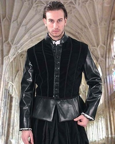 Renaissance men's clothing
